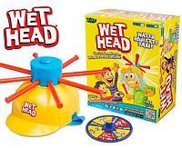 Игра-рулетка детская водная рулетка «Мокрая голова» WET HEAD