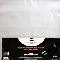 Внешние конверты для винила RECORD PRO GK-R17P (25 шт)