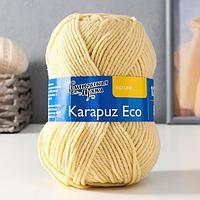 Пряжа Karapuz Eco (КарапузЭко) 90% акрил, 10% капрон 125м/50гр шампанск (772)