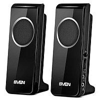 SVEN 314 Акустическая система с разъемами для подключения наушников и микрофона
