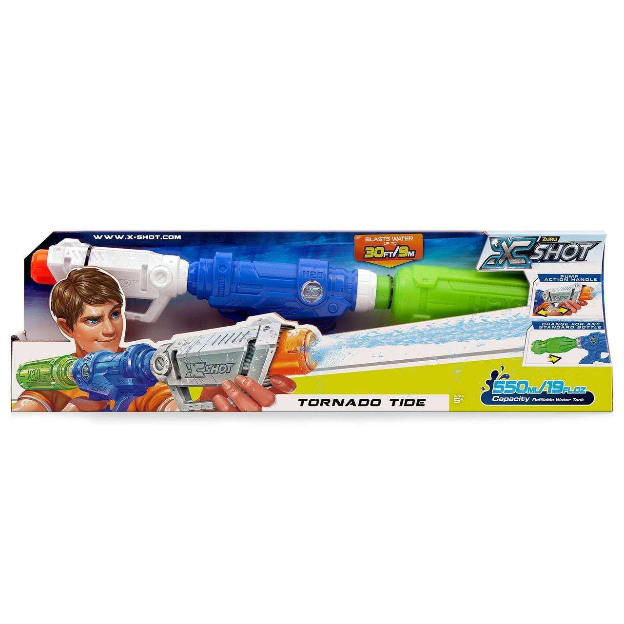 Пистолет водяной X-SHOT  01233