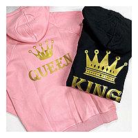 Парная толстовка QUEEN & KING