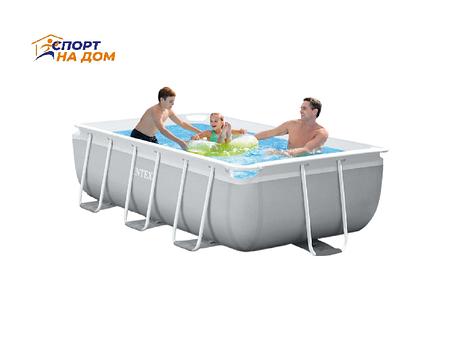 Каркасный бассейн Intex 26784 (300*175*80 см), фото 2