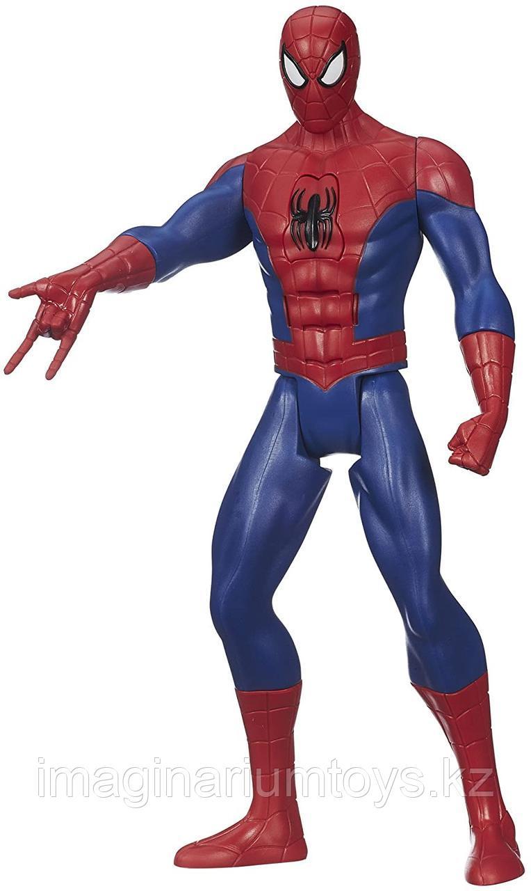 Фигурка Человек-паук Spider-man 29 см со звуком