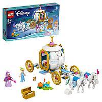 Lego 43192 Принцессы Дисней Королевская карета Золушки