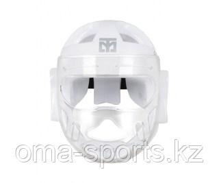 Шлем Таеквандо с забралом MOTO/DAE DO JRN-303