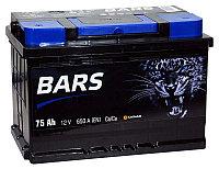 Аккумулятор Bars 6СТ - 75 Ah