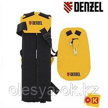 Ремень ранцевый с защитой бедра для бензиновых триммеров DENZEL