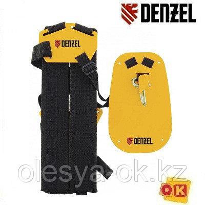 Ремень ранцевый с защитой бедра для бензиновых триммеров DENZEL - фото 1