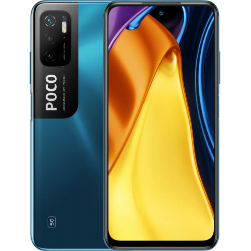 Смартфон Xiaomi Poco M3 Pro 4/64gb - фото 4