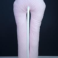 Подушки для беременных плюш с сатином