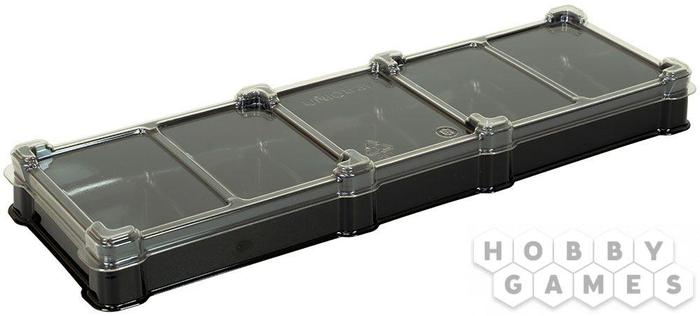 Пластиковая коробочка UniqTraySystem Organizer (5 секций)