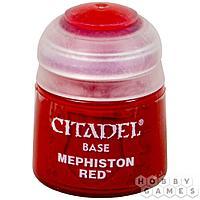 Баночка с краской: Красный Мефистон (Mephiston Red)