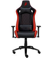 Игровое компьютерное кресло 1stPlayer DK1, Red/Black, фото 1