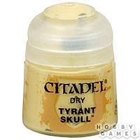 АКСЕССУАРЫ ВАРХАММЕР: Баночка с краской: Tyrant Skull