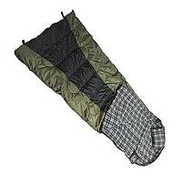 Спальный мешок Balmax (Аляска) Elit series до -12 градусов Khaki р-р R (правая)