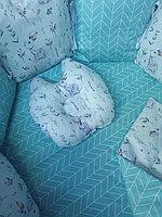 Комплект в кроватку из 16 предметов