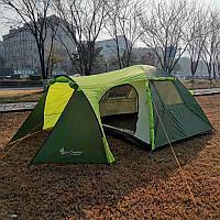 4-х местная туристическая Палатка art1036 mimir outdoor