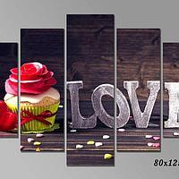 Картина Love