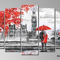 Картина Лондон живопись