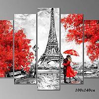 Картина Париж живопись