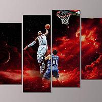 Картина Баскетболист