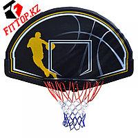 Щит баскетбольный с кольцом и сеткой S006B