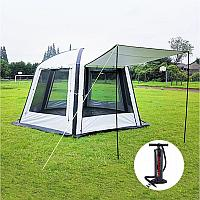 Палатка шатер с надувным каркасом Mircamping 2906