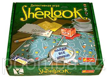 Настольная детективная игра SHERLOOK Ranok