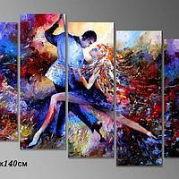 Картина Живопись танго