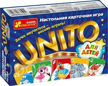 Настольная игра UNITO для детей Ranok