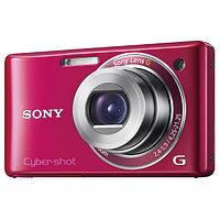 Цифровой фотоаппарат Sony DSC-W380 Red
