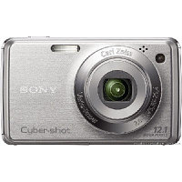 Цифровой фотоаппарат Sony Cyber-shot DSC-W230/S