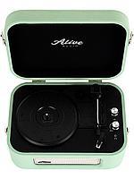 Проигрыватель виниловых дисков Alive Audio STORIES Mojito c Bluetooth STR-06-MT