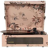 Проигрыватель виниловых дисков CROSLEY VOYAGER Floral CR8017A-FL
