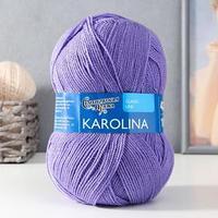Пряжа Karolina (Каролина) 100 акрил 438м/100гр колокол.(272) (комплект из 3 шт.)