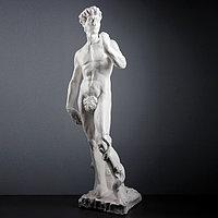 """Фигура """"Давид"""" белый 33х44х113см"""