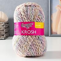 Пряжа Krosh (Крош) акрил 100% 110м/50гр цв.ангора-мул (11052)