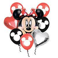 """Воздушные шары, набор """"Минни Маус"""", Disney"""