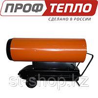 Дизельная тепловая пушка 65 кВт ДН-65П прямого нагрева, фото 3