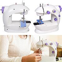 Мини швейная машинка. Mini sewing machine.