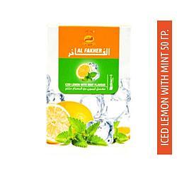 Al Fakher 50 гр - Iced Lemon with mint - мята и лимон
