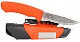 Нож MORAKNIV BUSHCRAFT SURVIVAL ORANGE, фото 3