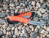 Нож MORAKNIV BUSHCRAFT SURVIVAL ORANGE, фото 4