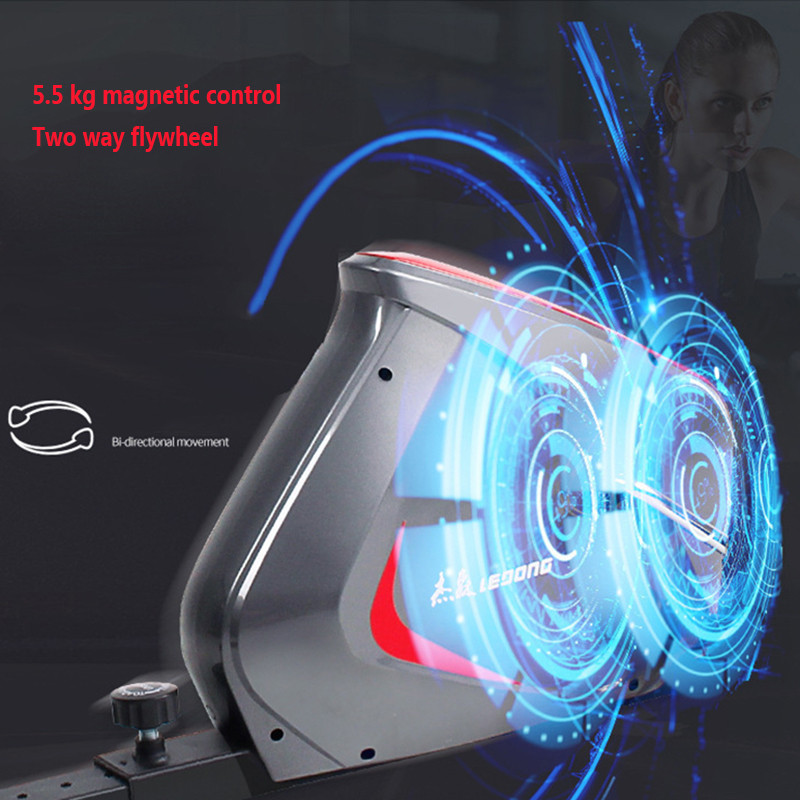 Горизонтальный Велотренажер магнитный R3 - фото 6