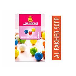 Al Fakher 50 гр - Bubble gum (Бабл Гам) - вкус детского орбита.