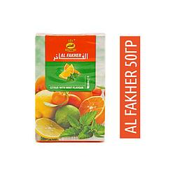 Al Fakher Альфакер 50 гр - Citrus with Mint (Цитрус мята )