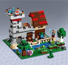 LEGO Minecraft конструкторы