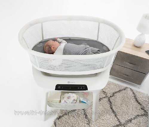 Колыбель для сна 4moms MamaRoo Sleep - фото 4