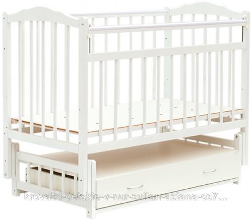 Кровать детская Bambini Классик - фото 1